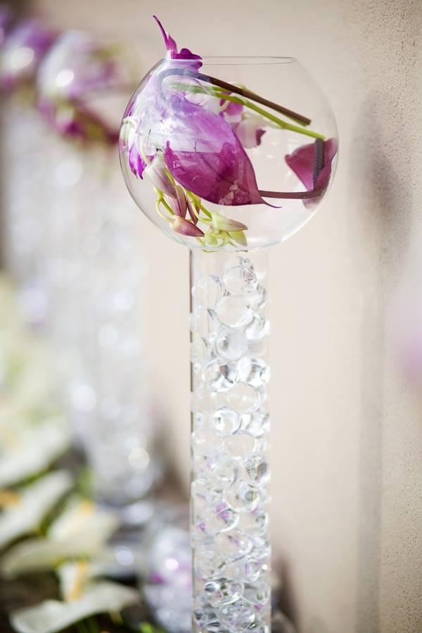Vase mariage original