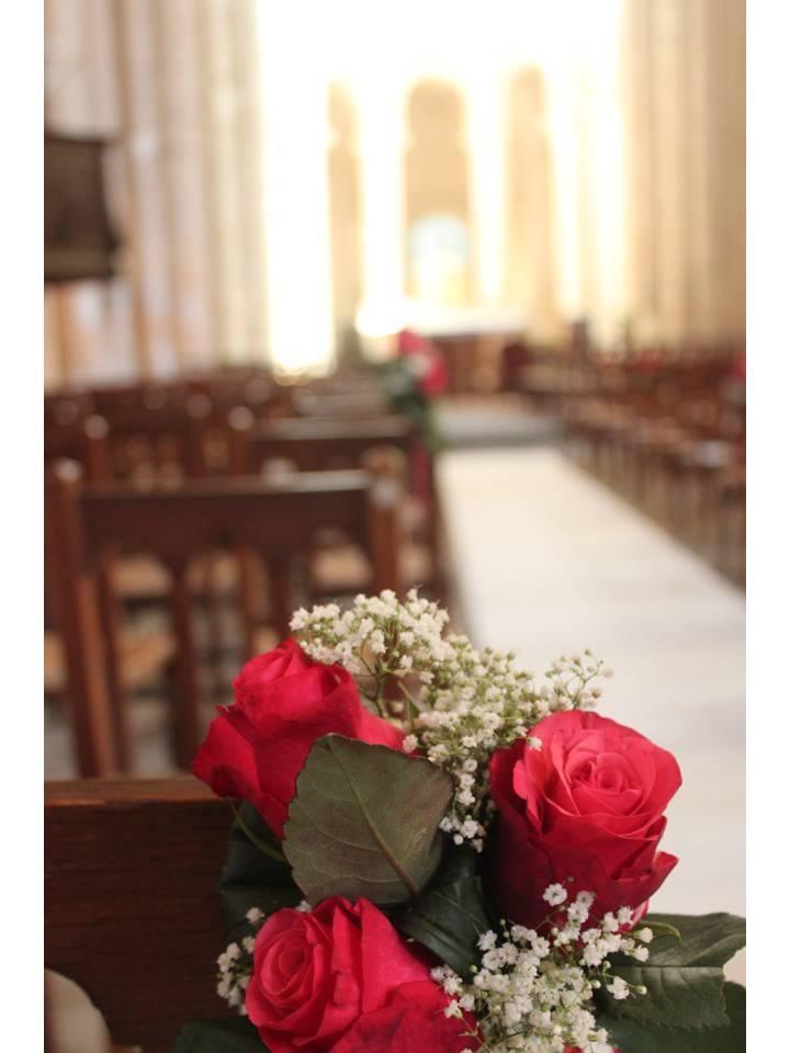 Bout de banc mariage
