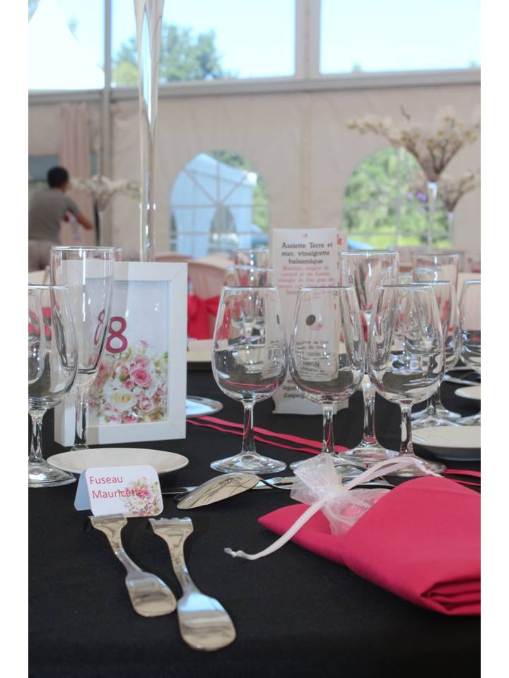 Phalaenopsis décor mariage