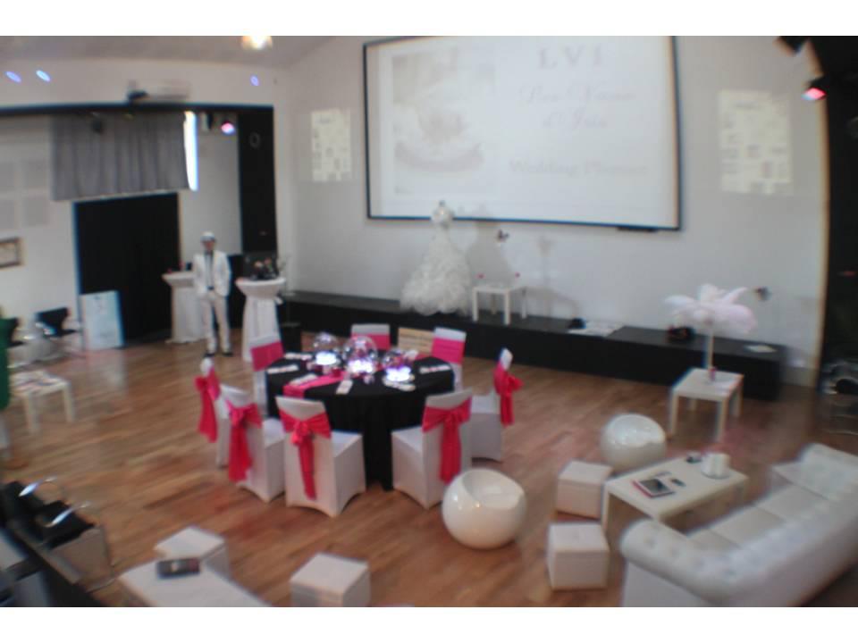 espace décoration mariage