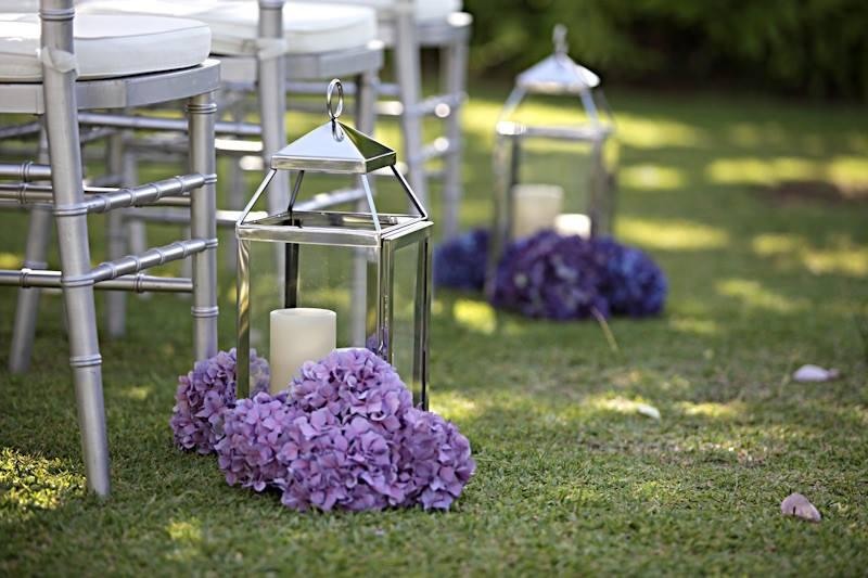 Décoration ceremoie laique mariage