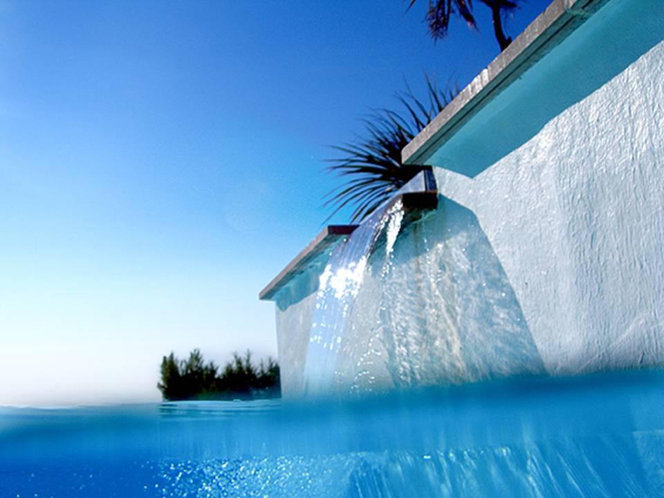 piscine hotel côte d'azur