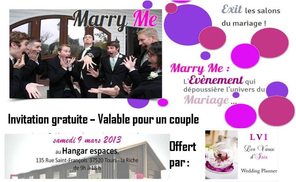 salon du mariage Tours 37