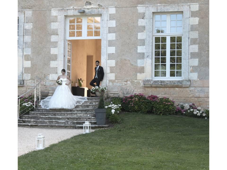 Organisation mariages abbaye du pin
